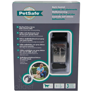 Petsafe Anti blafband met spray